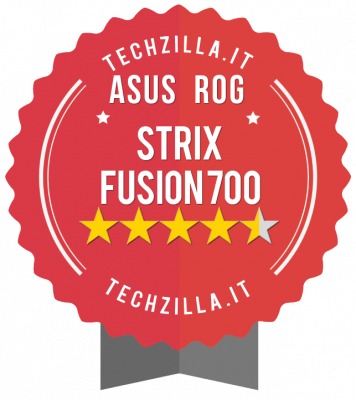 Badge ASUS ROG Strix Fusion 700
