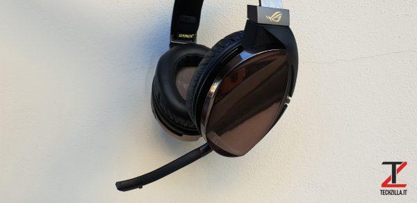 Asus ROG Strix Fusion 700 microfono