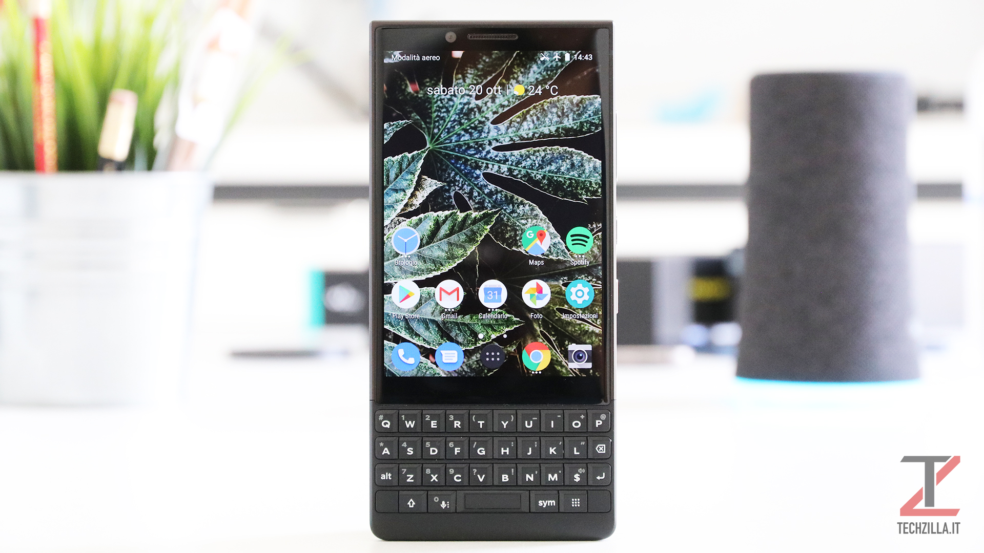 Blackberry KEY2 recensione
