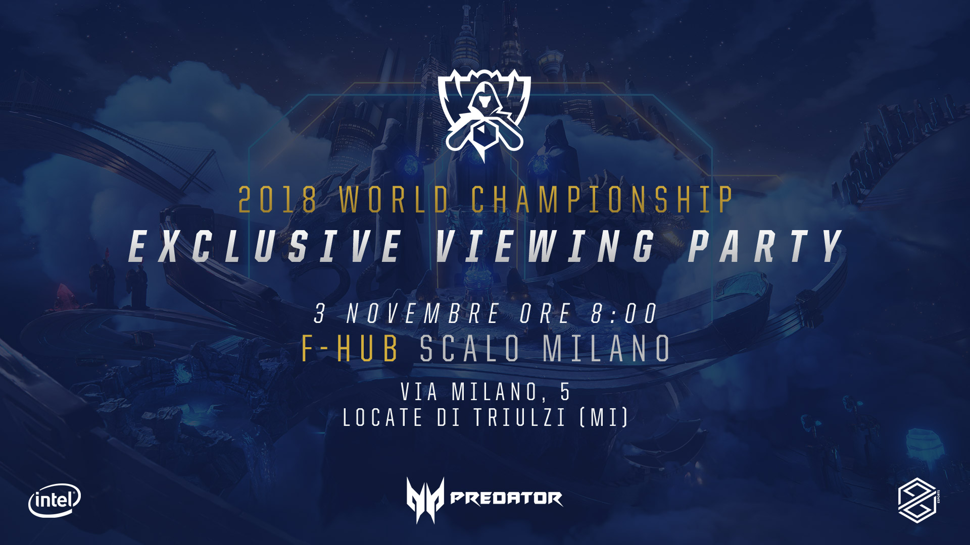 Finals Viewing Party