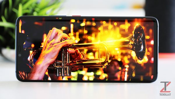 Huawei Mate 20 Pro dispay