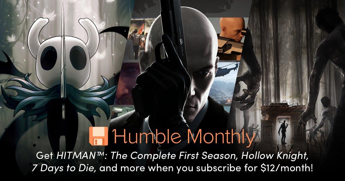Humble Bundle Novembre 2018