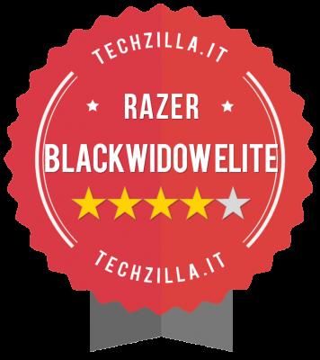 Badge BlackWidow Elite