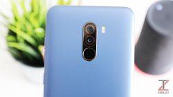 Xiaomi Pocophone F1 fotocamera