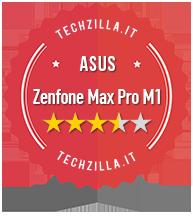 Badge Asus Zenfone Max Pro M1