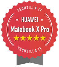 Badge Huawei Matebook X Pro