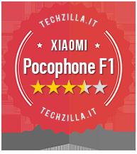 Badge Xiaomi Pocophone F1
