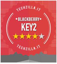 Badge Blackberry KEY2