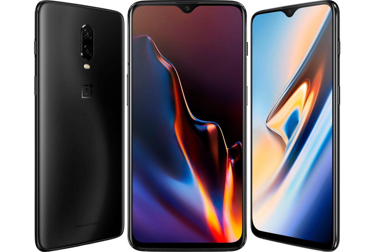 Miglior smartphone del 2018 oneplus 6t