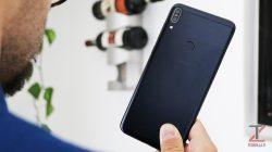 Asus Zenfone Max Pro M1 design