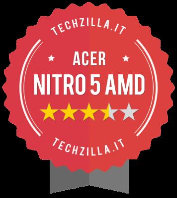 Badge Acer Nitro 5 2018