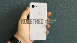 Google Pixel 3 Lite 1