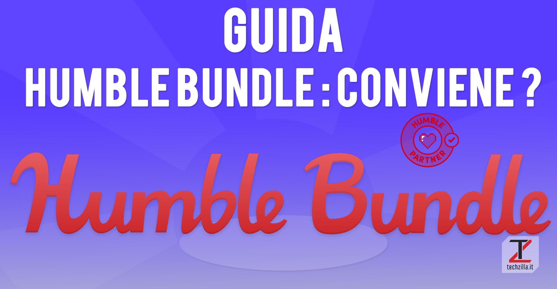 Humble Bundle Guida