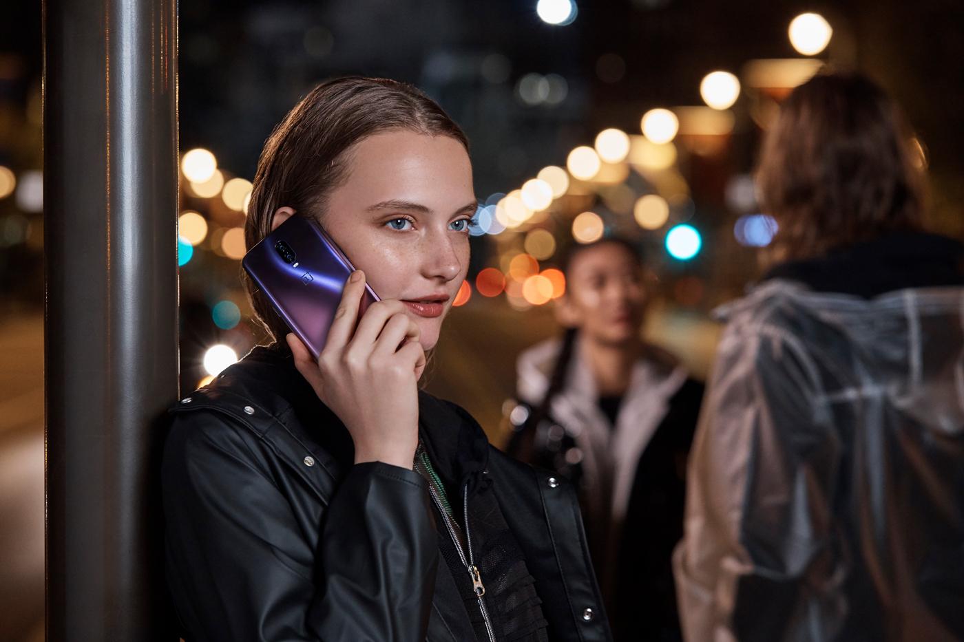 OnePlus Thunder Purple Lifestyle 1