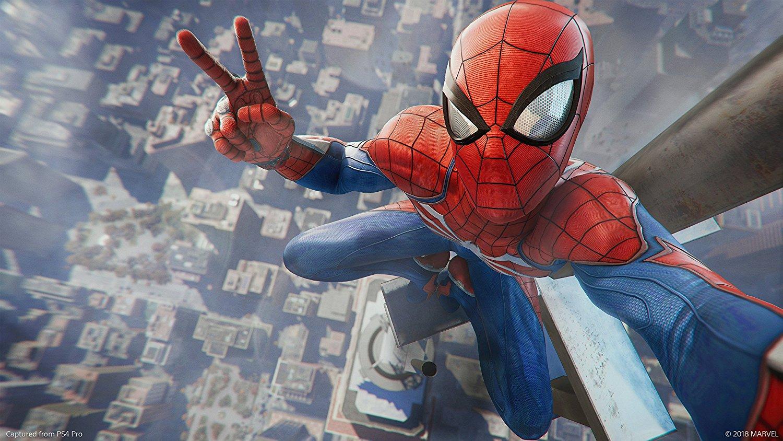 Miglior Gioco Spiderman PS4