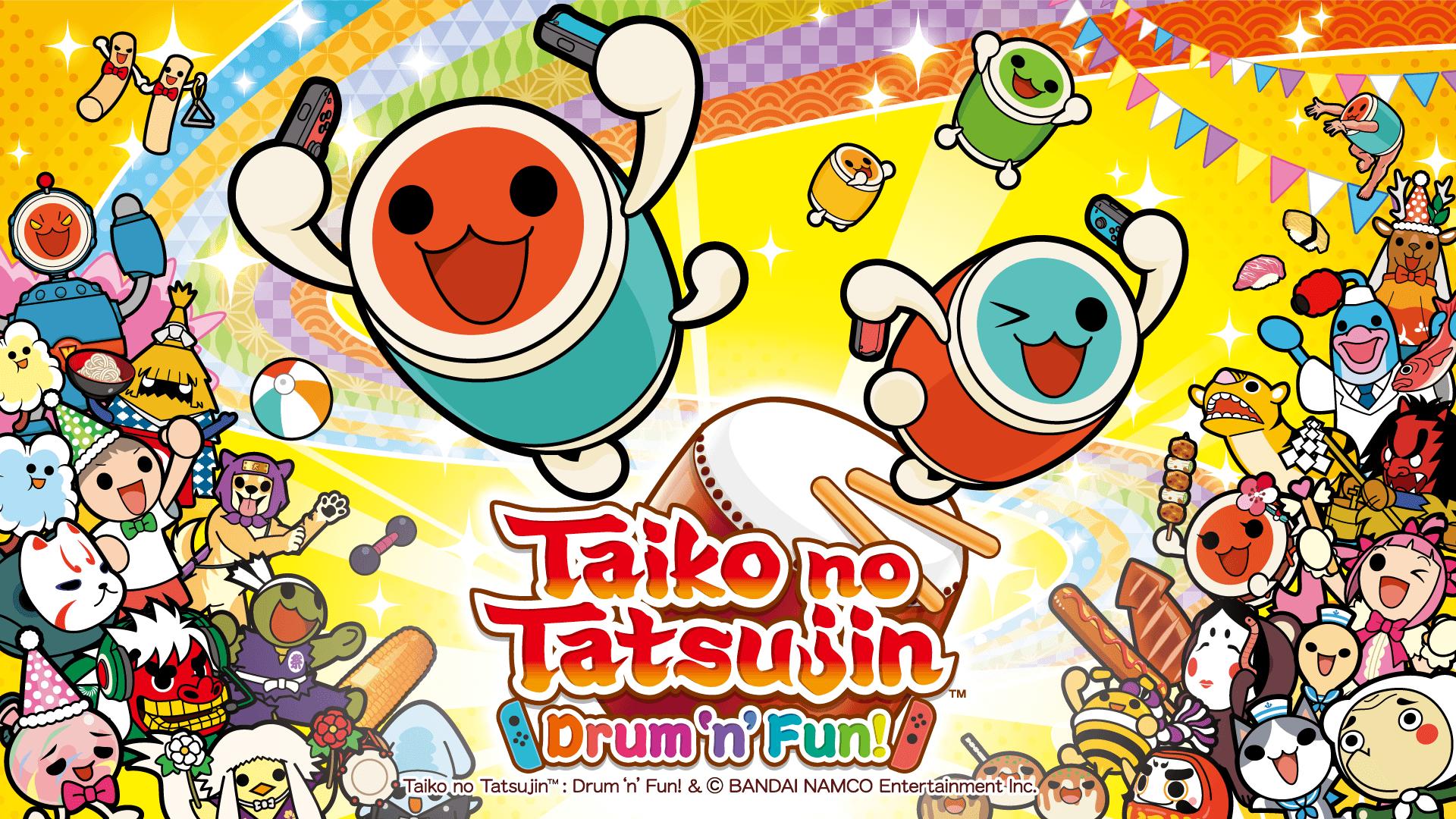 Taiko no Tatsujin evidenza