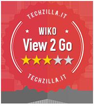 Badge Wiko View 2 Go