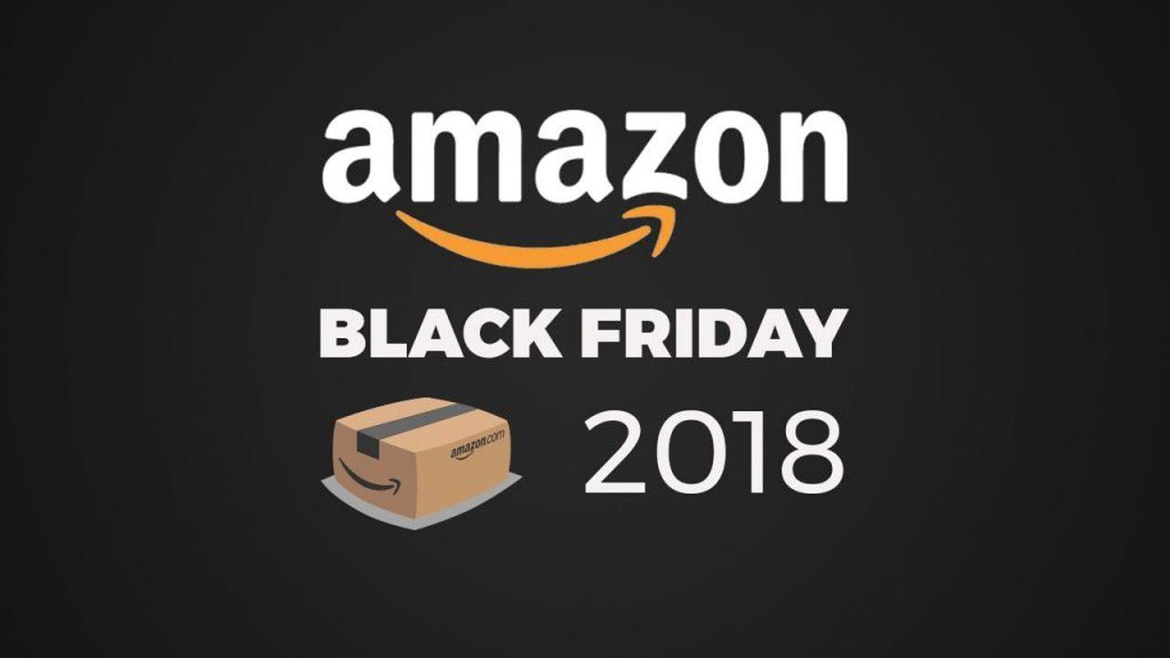 black friday amazon 2018