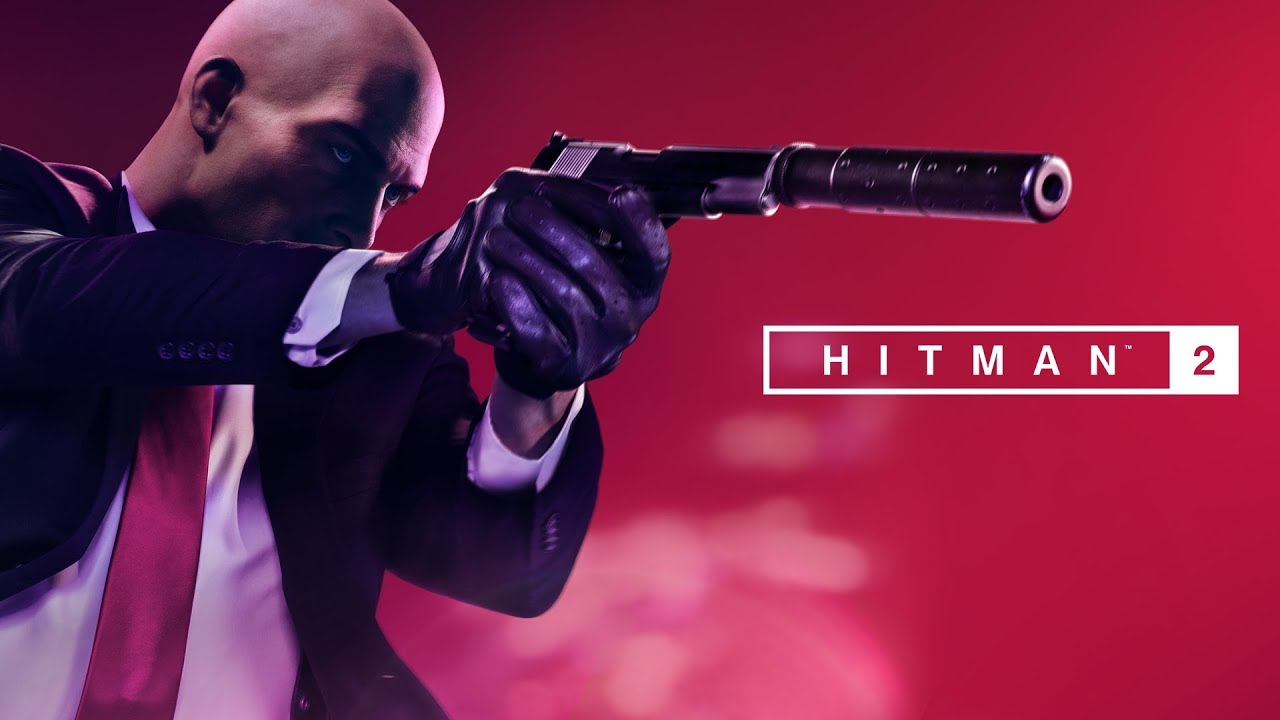 hitman 2 Header