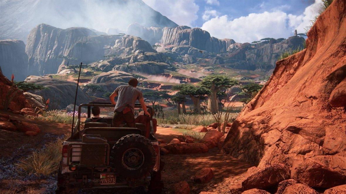 Uncharted Esclusiva PS4