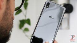 Wiko View 2 Go design
