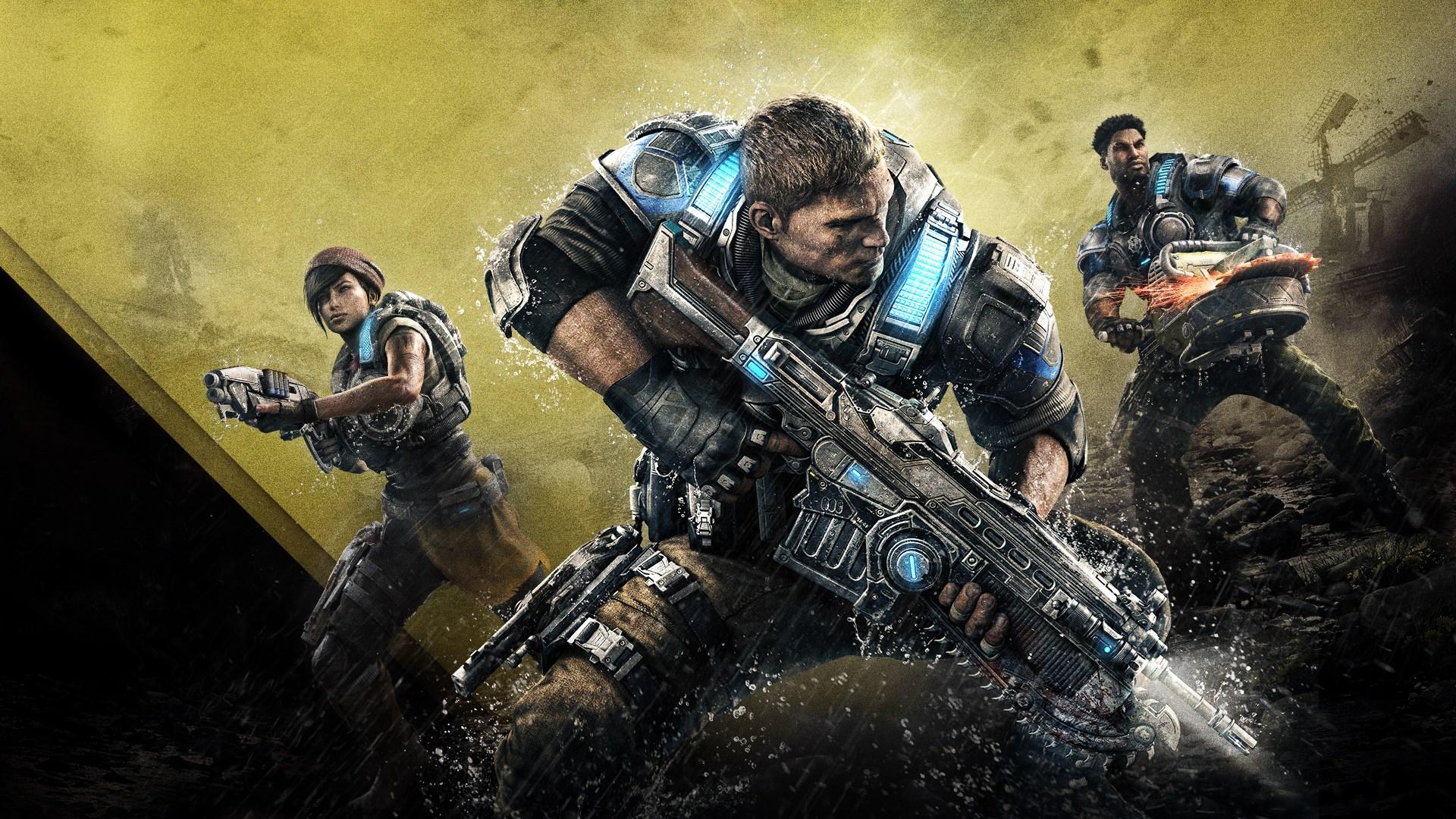 GOW 4 Xbox One