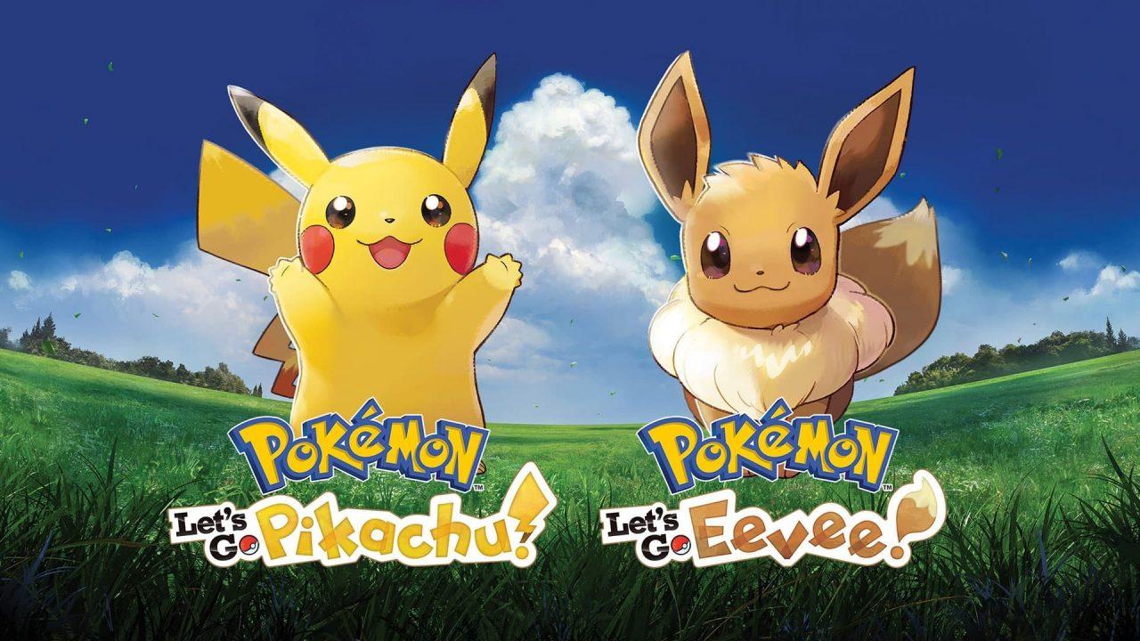 Switch Pikachu Eevee