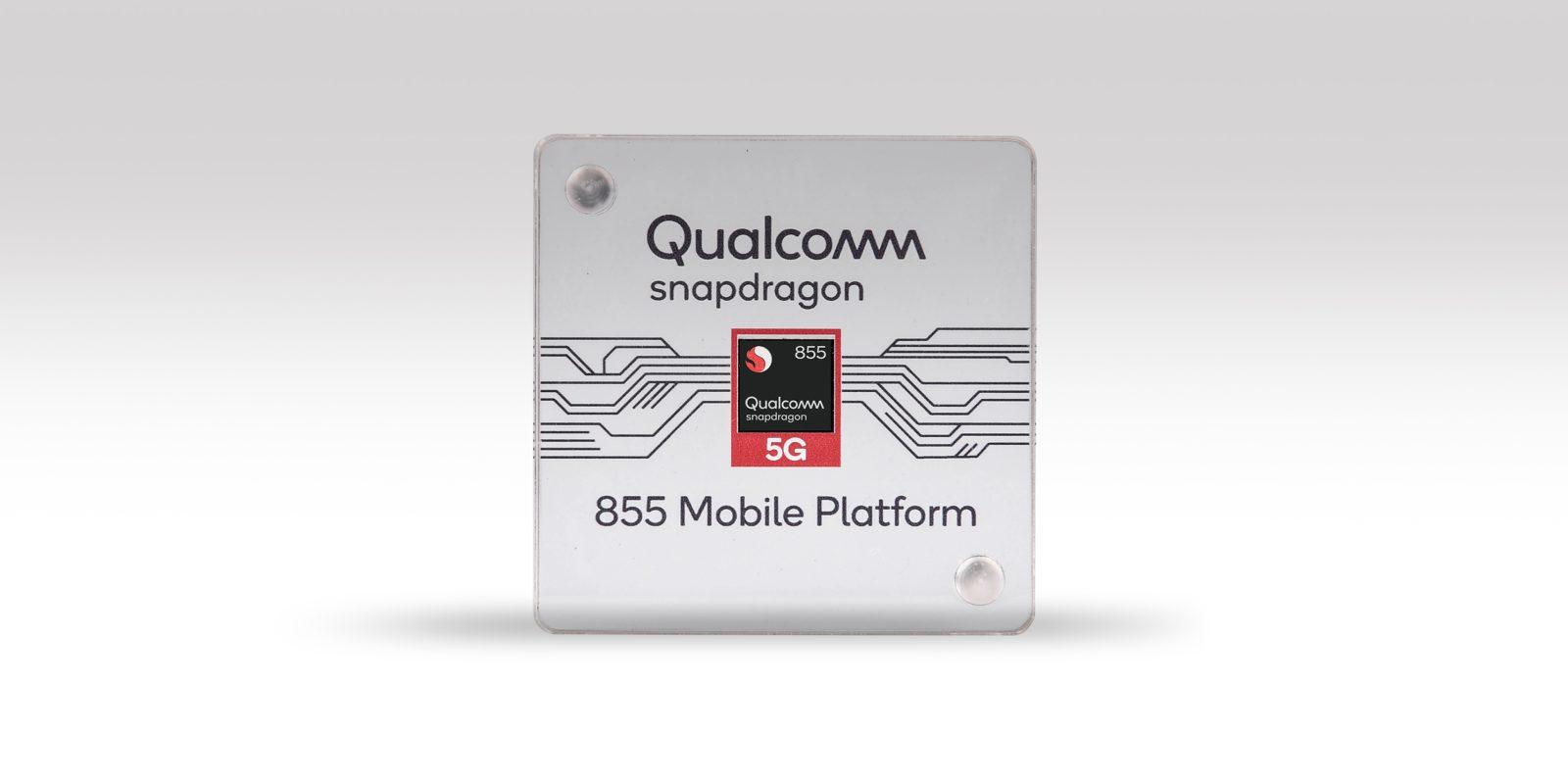 Qualcomm Snpadragon 855 Android