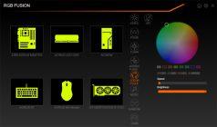 Gigabyte LED