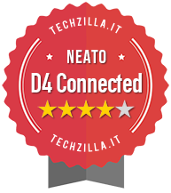 Badge Neato Botvac D4 Connected