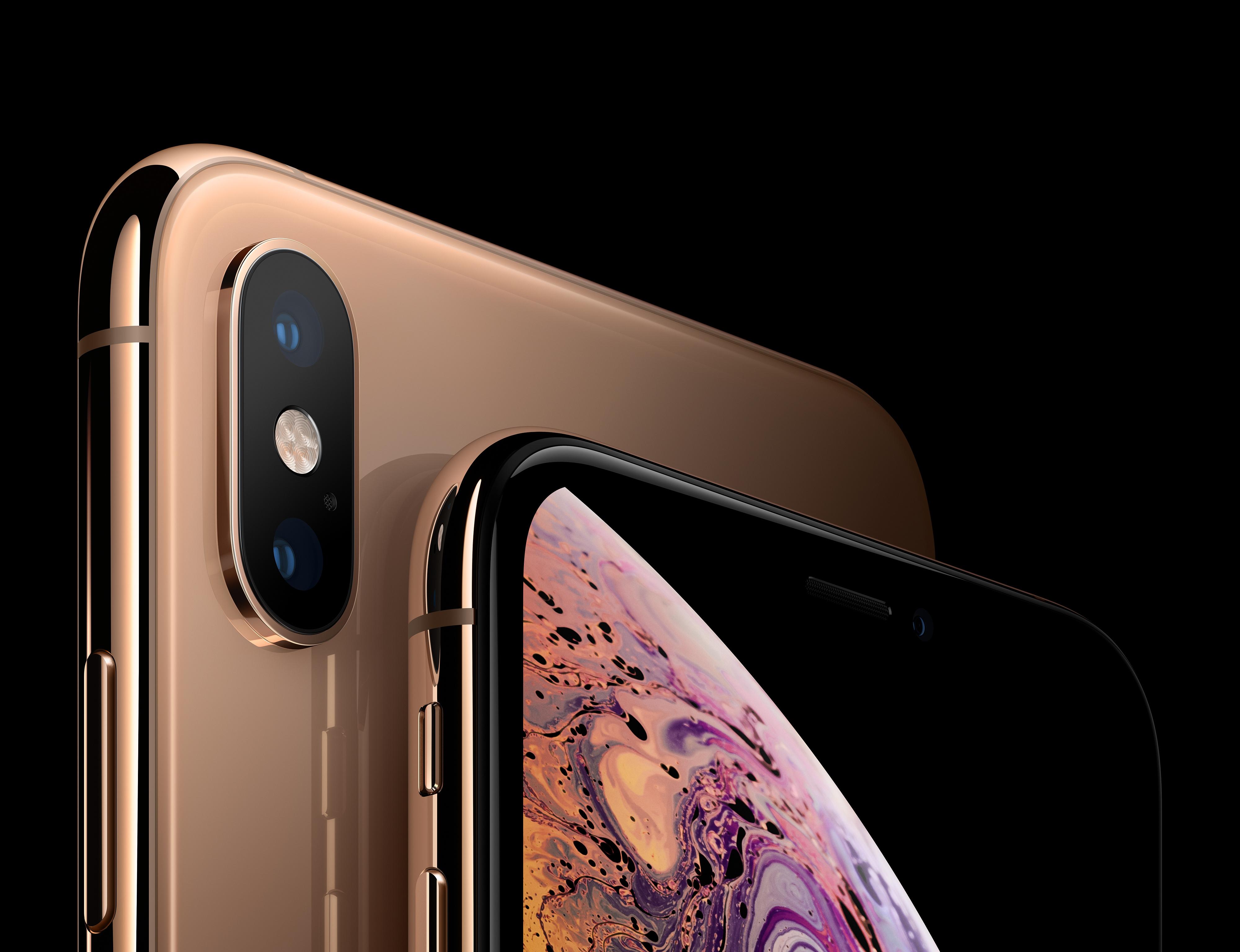 Apple - I nuovi iPhone 2019 con sensore Sony 3D