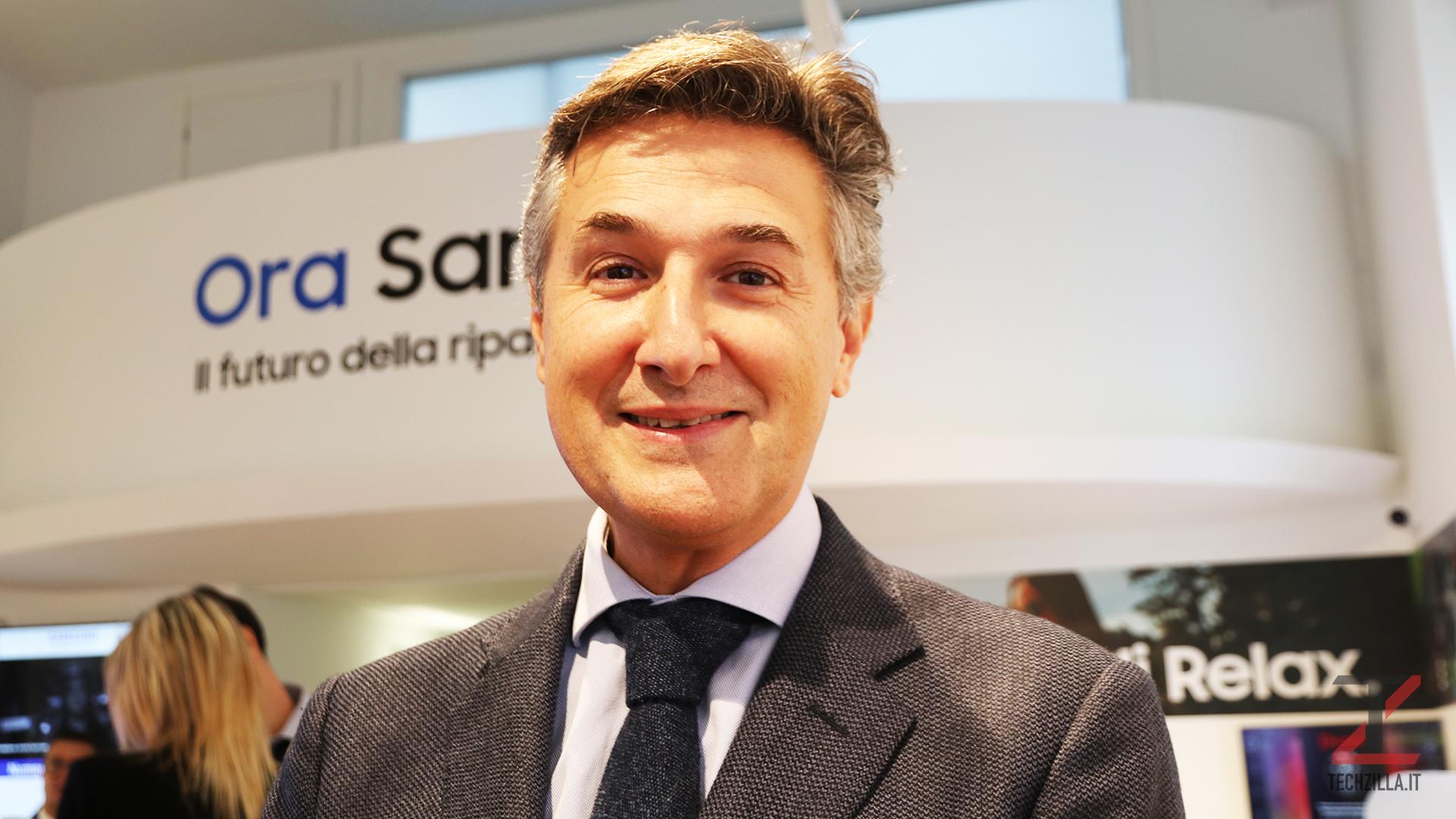 Mario Levratto Samsung