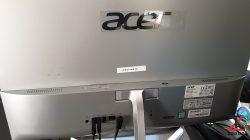 Acer C24 back