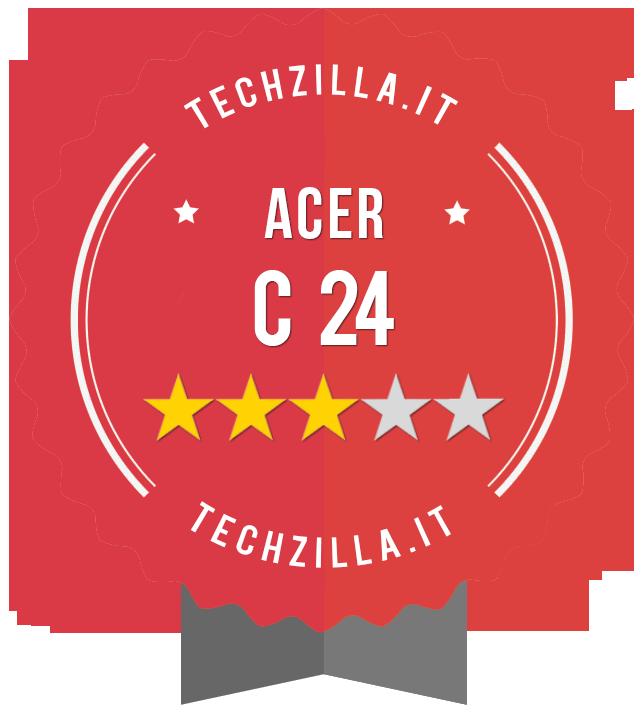 Badge Acer C24