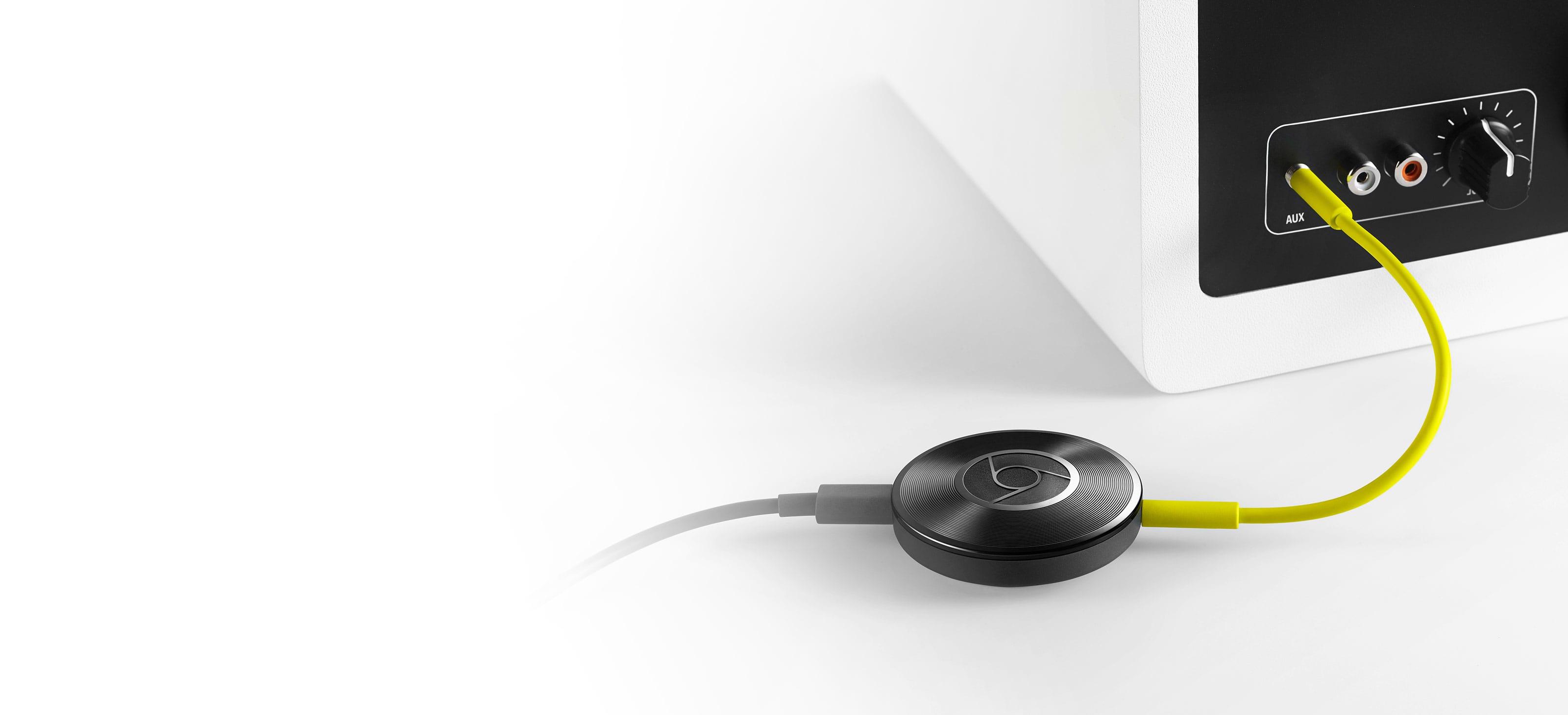 Google Chromecast Audio stop alla vendita