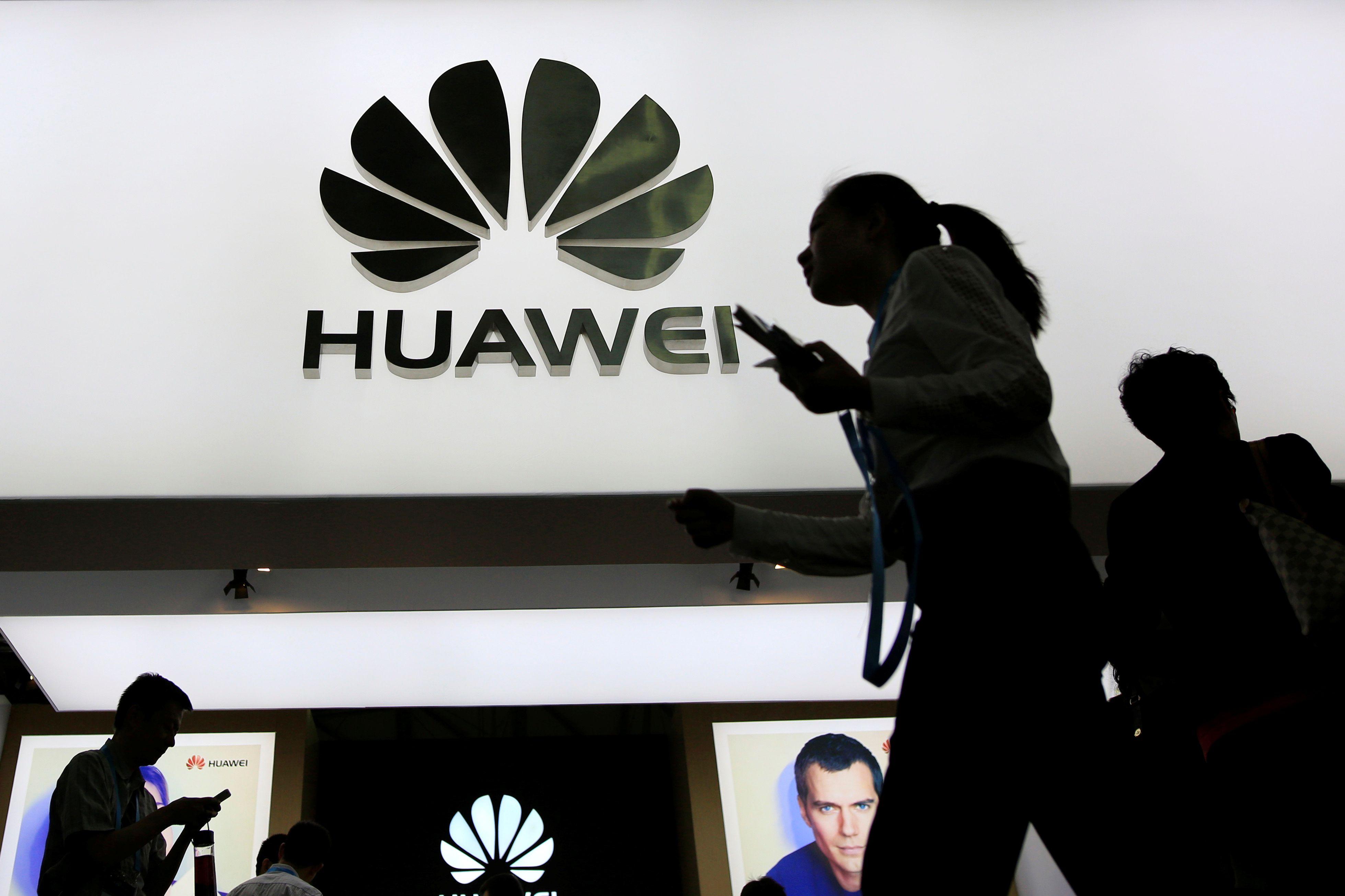 Huawei Tweet da iPhone