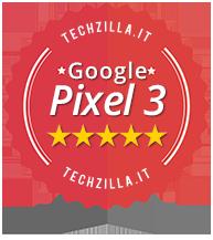 Badge Google Pixel 3