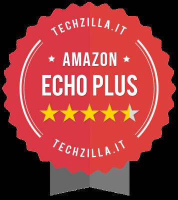 Badge Amazon Echo Plus