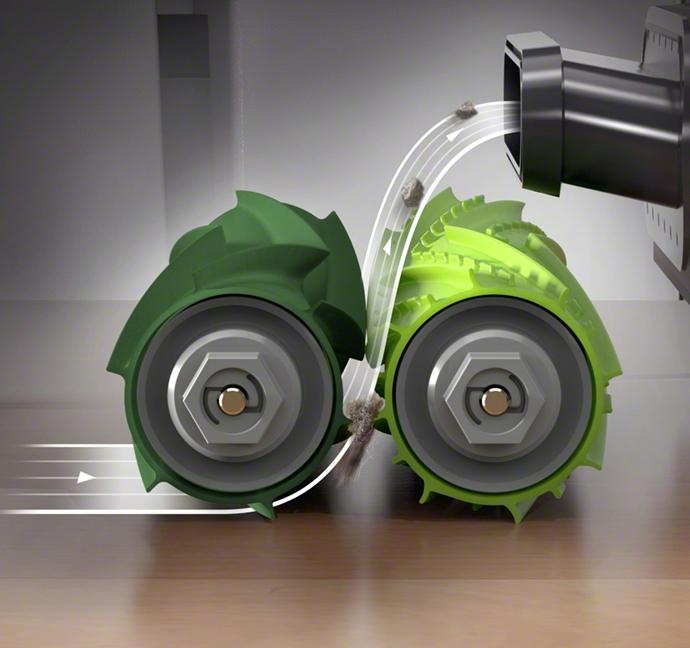 i7+ Roomba tecnologia