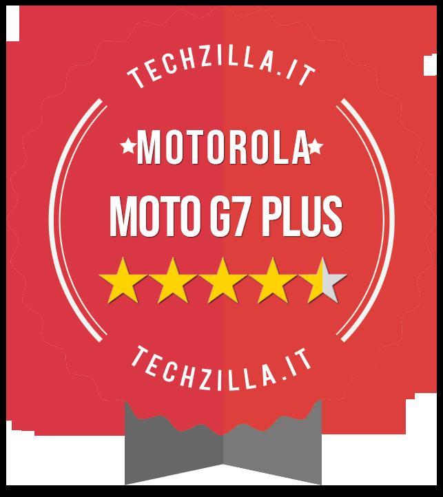 Badge Moto G7 Plus