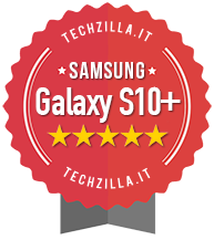 Badge Samsung Galaxy S10+