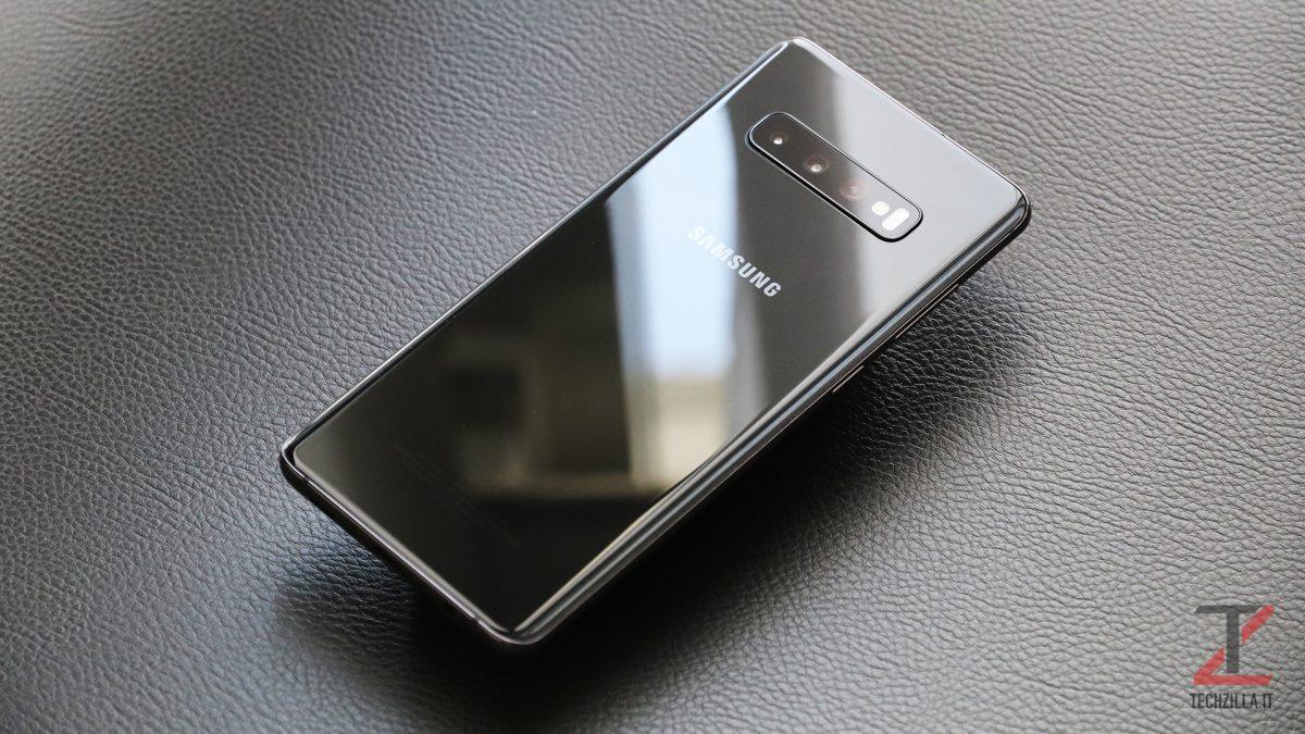 Samsung Galaxy S10+offerte