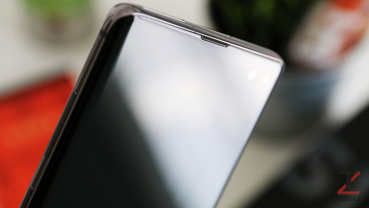 Samsung Galaxy S10+ audio