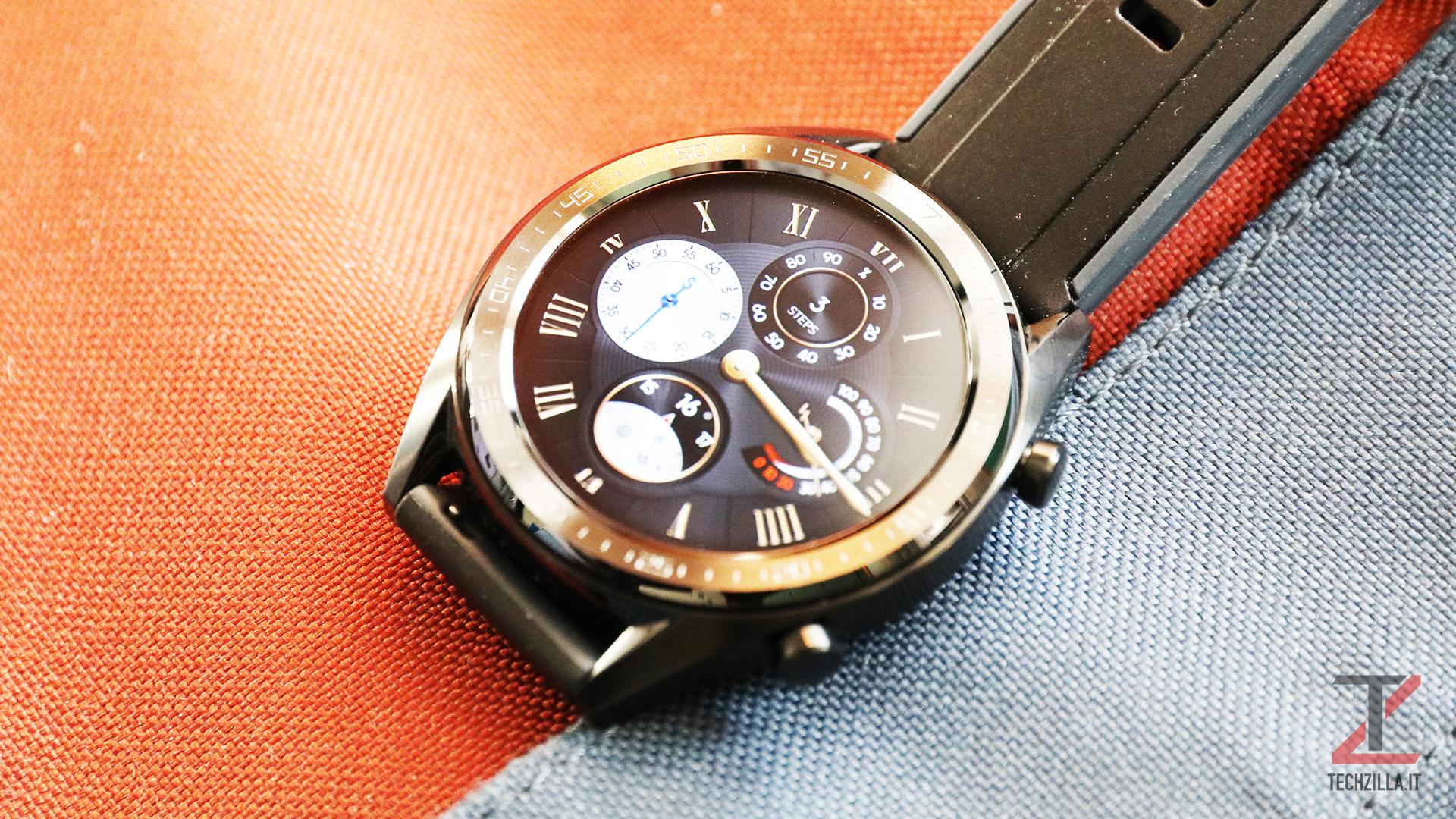 Huawei Watch GT recensione