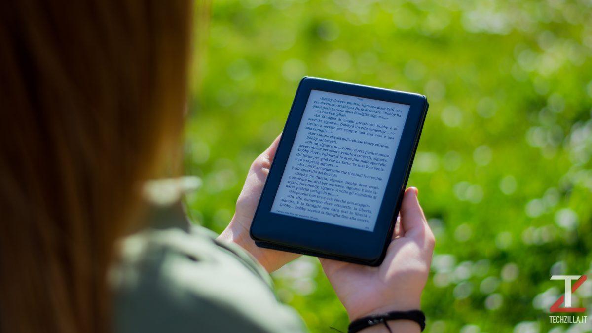e-Book Reader Amazon Kindle 2019