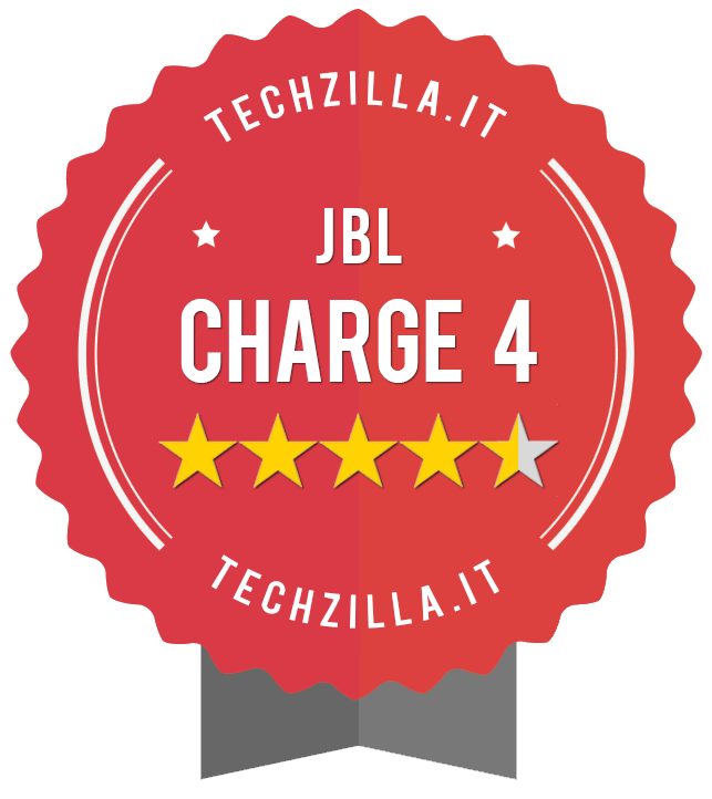 Badge JBL Charge 4