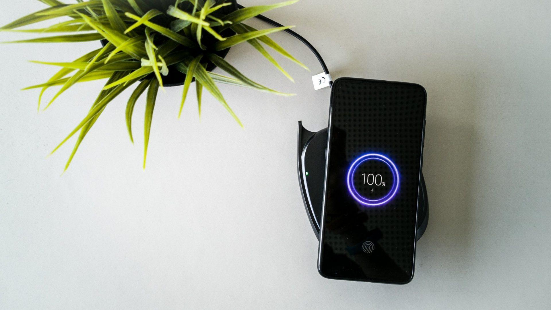 MongDa wireless charger hero 2