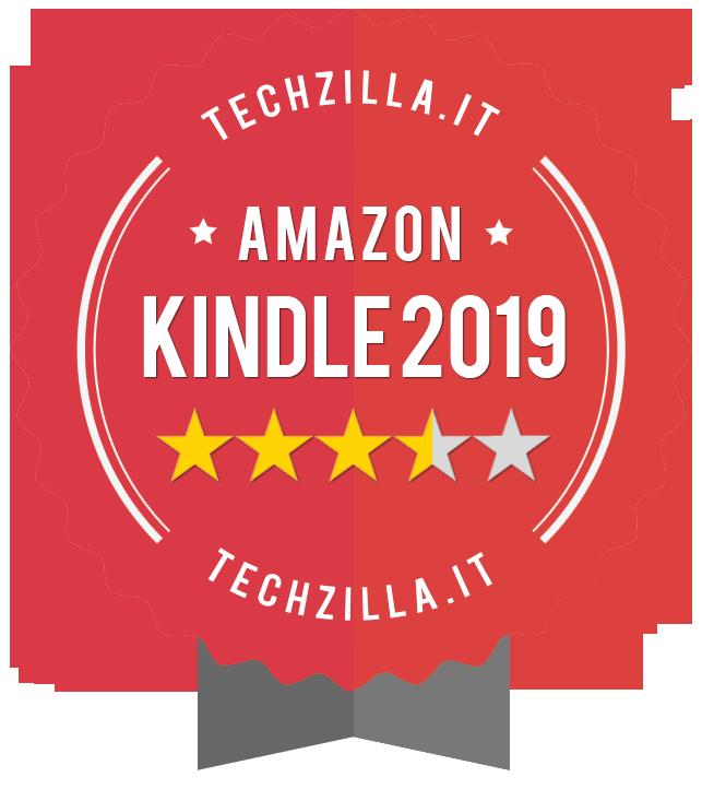 Badge Amazon Kindle 2019