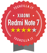 Badge Redmi Note 7