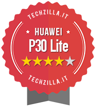 Badge Huawei P30 Lite New Edition
